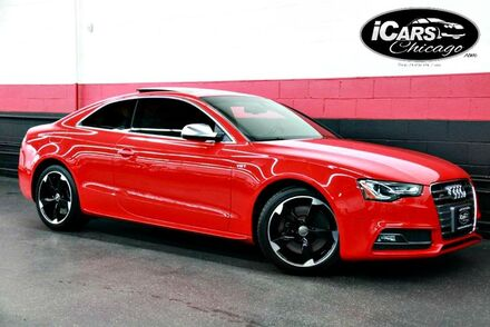 2014_Audi_S5 Premium Plus_2dr Coupe_ Chicago IL