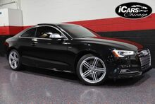 2014 Audi S5 Premium Plus 6-Speed 2dr Coupe