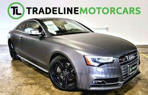 2014_Audi_S5_Premium Plus BLUETOOTH, LEATHER, NAVIGATION, AND MUCH MORE!!!_ CARROLLTON TX