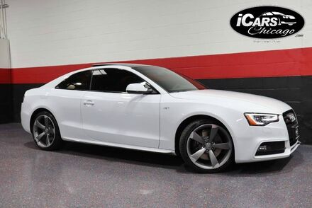 2014_Audi_S5_Prestige 2dr Coupe_ Chicago IL