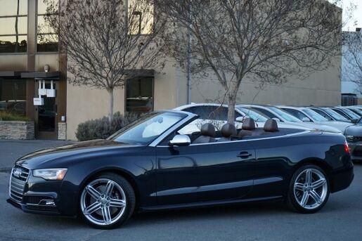 2014_Audi_S5_Prestige_ San Rafael CA