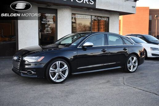 2014 Audi S6 Prestige Willow Grove PA