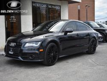 Audi S7 Prestige Quattro 2014