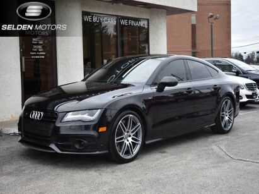 2014 Audi S7 Quattro Prestige