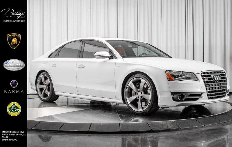 2014_Audi_S8__ North Miami FL