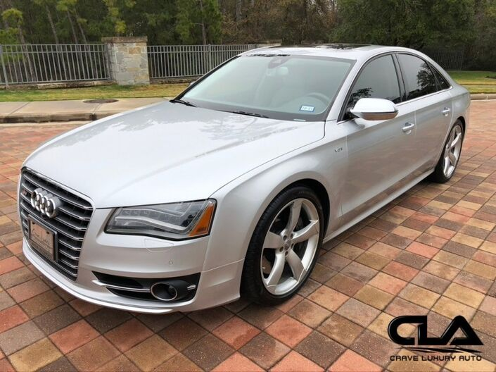 2014 Audi S8  The Woodlands TX