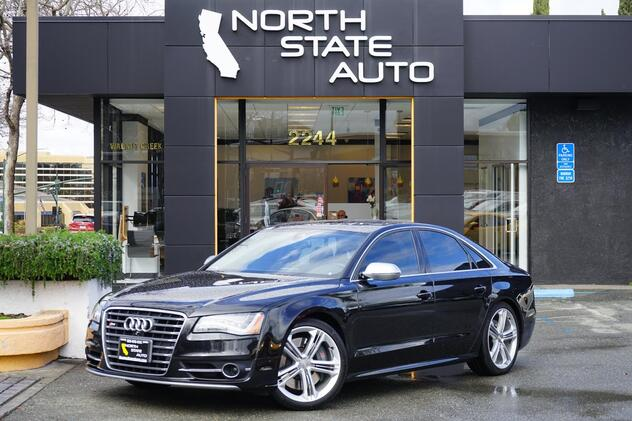 2014_Audi_S8__ Walnut Creek CA