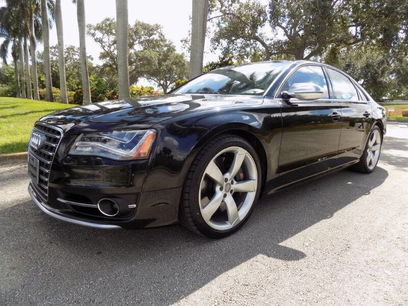 2014 Audi S8 4.0T Hollywood FL