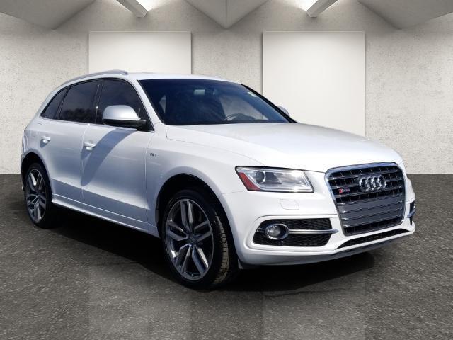 2014 Audi SQ5 3.0T Premium Plus quattro Chattanooga TN