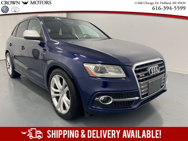 2014 Audi SQ5 3.0T Premium Plus quattro Holland MI