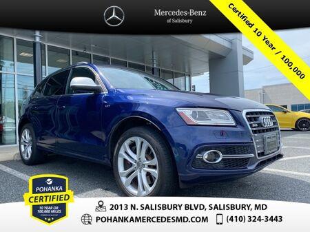 2014_Audi_SQ5_3.0T Premium Plus quattro** Pohanka Certified 10 year / 100,000 **_ Salisbury MD