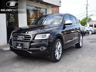 2014_Audi_SQ5_Prestige_ Conshohocken PA