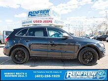 2014_Audi_SQ5_Technik Quattro AWD, Pano Sunroof, Nav, Heated Leather_ Calgary AB