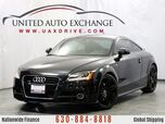 2014 Audi TT S Line 2.0T Coupe Quattro AWD w/ Navigation, Rear Parking Aid, Bluetooth & Bose Sound System