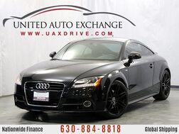 2014_Audi_TT_S Line 2.0T Coupe Quattro AWD w/ Navigation, Rear Parking Aid, Bluetooth & Bose Sound System_ Addison IL