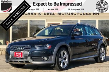 2014_Audi_allroad_Premium Plus_ Boxborough MA