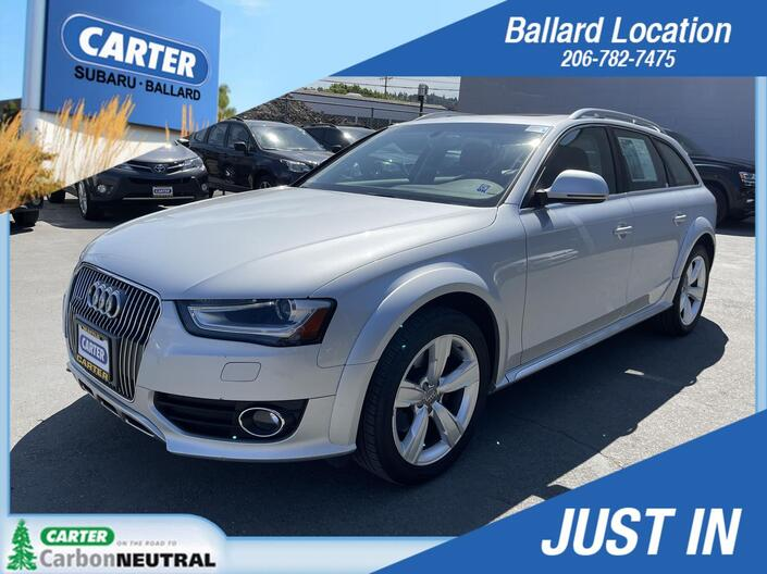 2014 Audi allroad Premium Plus Seattle WA