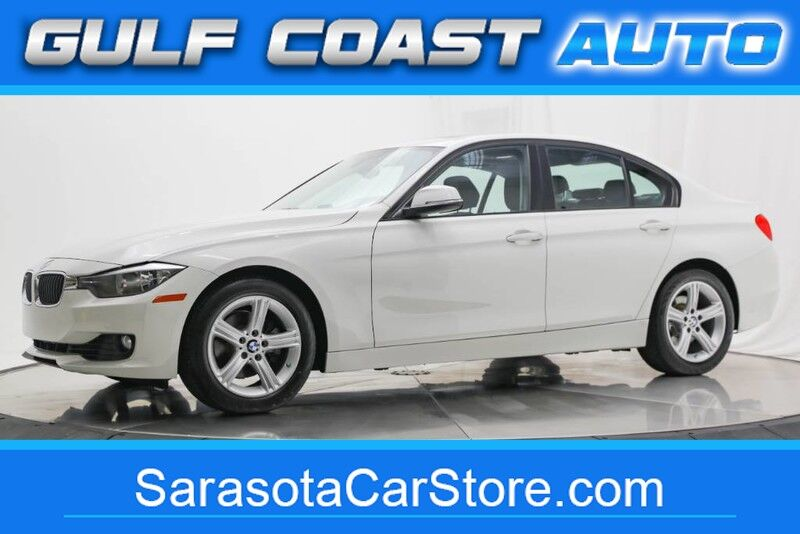 2014_BMW_3 SERIES_328i LEATHER SUNROOF SEDAN WHEELS RUNS GREAT LOW MILES_ Sarasota FL