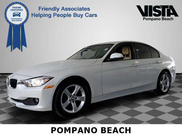 2014 BMW 3 Series 320i Pompano Beach FL