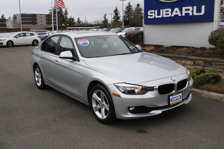 2014 BMW 3 Series 320i xDrive Seattle WA