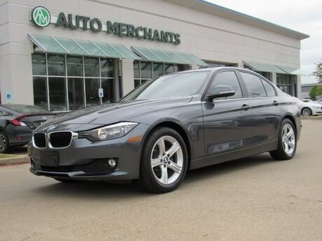 2014 BMW 3-Series 328d, BLUETOOTH CONNECTION, AUXILIARY INPUT, AUTOMATIC HEADLIGHTS, CRUISE CONTROL Plano TX