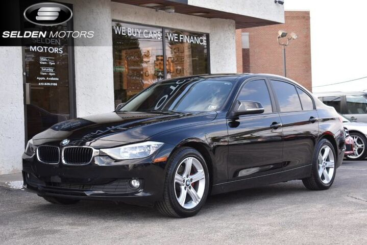 2014_BMW_3 Series_328d_ Conshohocken PA