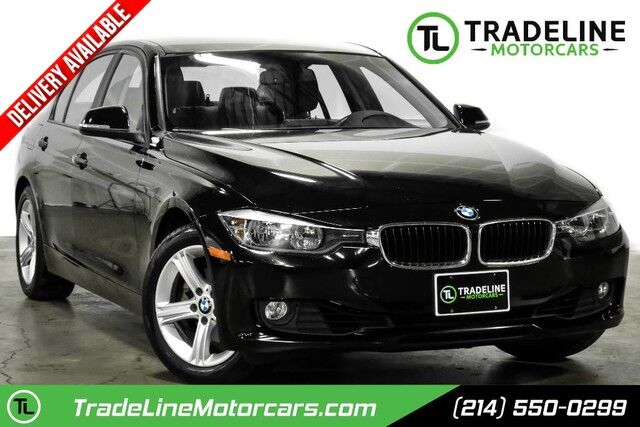 2014 BMW 3 Series 328i CARROLLTON TX