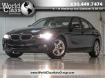 2014 BMW 3 Series 328i xDrive - SUN ROOF HEATED LEATHER SEATS ALLOY WHEELS