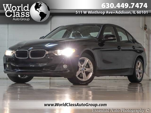 2014 BMW 3 Series 328i xDrive - SUN ROOF HEATED LEATHER SEATS ALLOY WHEELS Chicago IL