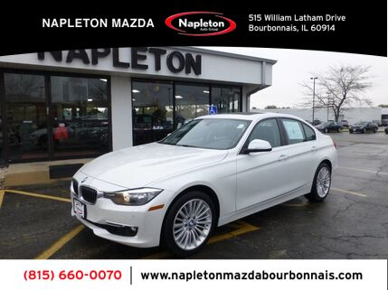 2014_BMW_3 Series_328i xDrive_ Bourbonnais IL