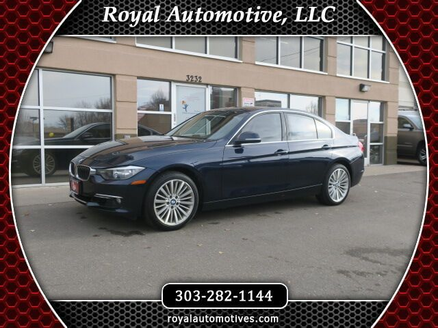 2014 BMW 3 Series 328i xDrive Englewood CO