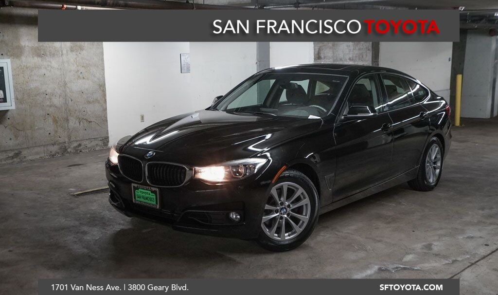 2014 BMW 3 Series 328i xDrive Gran Turismo San Francisco CA