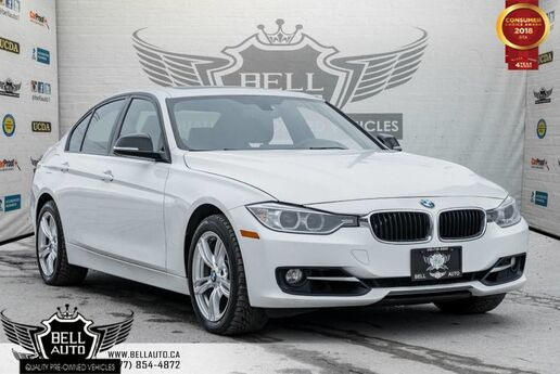 2014 BMW 3 Series 328i xDrive, NAVI, BLUETOOTH, LEATHER, MOONROOF Toronto ON