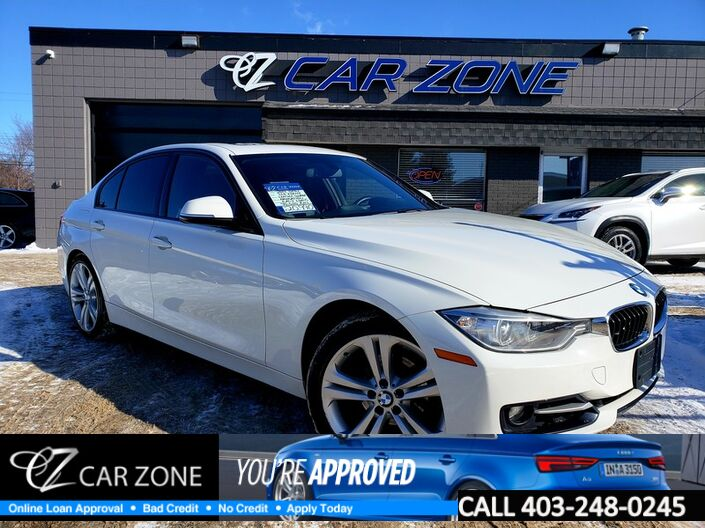 2014 BMW 3 Series 328i xDrive Navigation, Easy Loans Calgary AB