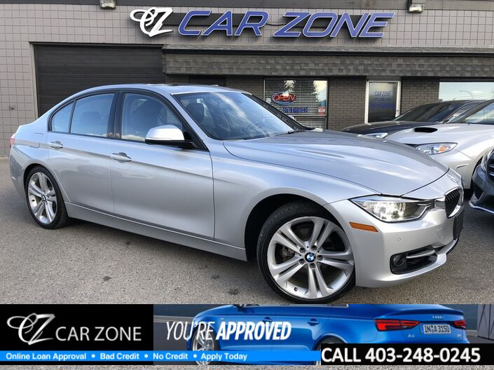 2014 BMW 3 Series 328i xDrive Sport Pack NAVIGATION AWD Calgary AB