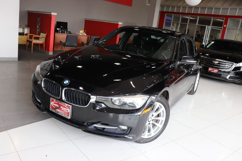 2014 BMW 3 Series 328i xDrive Technology Premium Cold Weather Drivers Assistance Package Sport Line Sunroof Springfield NJ