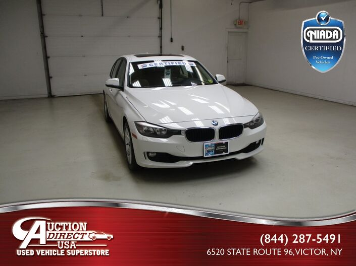 2014 BMW 3 Series 328i xDrive Raleigh