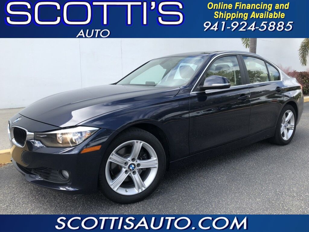 2014 BMW 3 Series 328i~1-OWNER~ BEIGE INTERIOR~ AUTO~ CLEAN~ ONLINE FINANCE AND SHIPPING AVAILABLE!