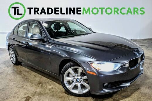 2014 BMW 3 Series 335i LEATHER, NAVIGATION, BLUETOOTH AND MUCH MORE!!! CARROLLTON TX