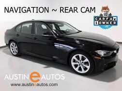 2014_BMW_3 Series 335i Sedan_*NAVIGATION, BACKUP-CAM, HARMAN/KARDON, COMFORT ACCESS, LEATHER, HEATED SEATS, MOONROOF, BLUETOOTH_ Round Rock TX