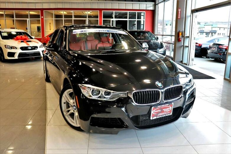 2014 BMW 3 Series 335i xDrive M Sport - Clean CARFAX - No accidents - Fully Serviced - QUALITY CERTIFIED up to 10 YEARS 100,000 MILE WARRANTY Springfield NJ