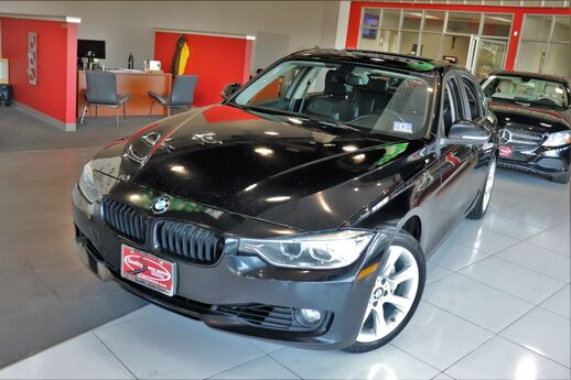 2014 BMW 3 Series 335i xDrive Premium Technology Drivers Assistance Cold Weather Package Sunroof Side And top View Cameras Springfield NJ