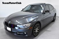 BMW 3 Series 4dr Sdn 328i RWD Sports Package 2014