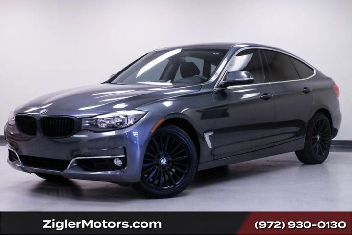 2014 BMW 3 Series Gran Turismo 328i xDrive GT AWD Luxury Line Panoramic Roof Navigation Backup Addison TX