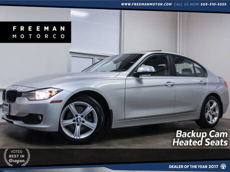2014_BMW_320i_xDrive Heated Seats Backup Cam Local Trade_ Portland OR