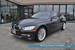 2014_BMW_328d_xDrive / AWD / Turbo Diesel / Premium Pkg / Front & Rear Heated Leather Seats / Heated Steering Wheel / Sunroof / Harman Kardon Speakers / Bluetooth / Back Up Camera / Xenon Headlights / 43 MPG_ Anchorage AK