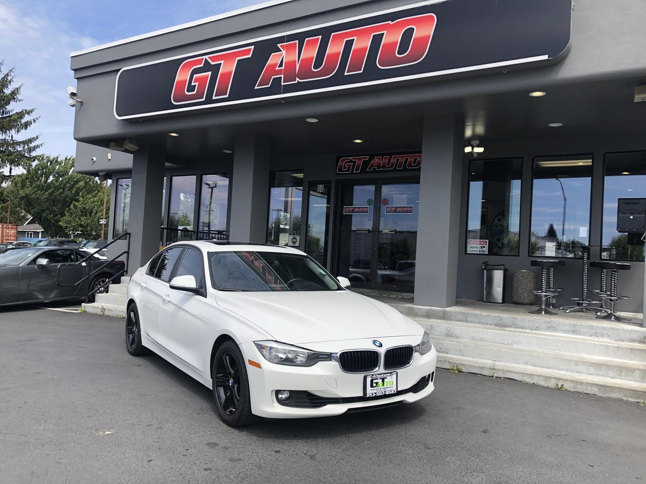 2014 BMW 328i *328i Premium, Cold Weather and Navigation PKG* Puyallup WA