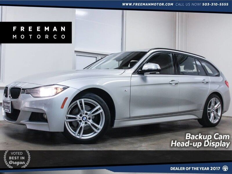 2014 BMW 328i xDrive M Sport Backup Cam Head-Up Display Portland OR