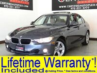 BMW 328i xDrive PREMIUM PKG DRIVER ASSIST PKG COLD WEATHER PKG NAVIGATION SUNROOF LEATHER 2014