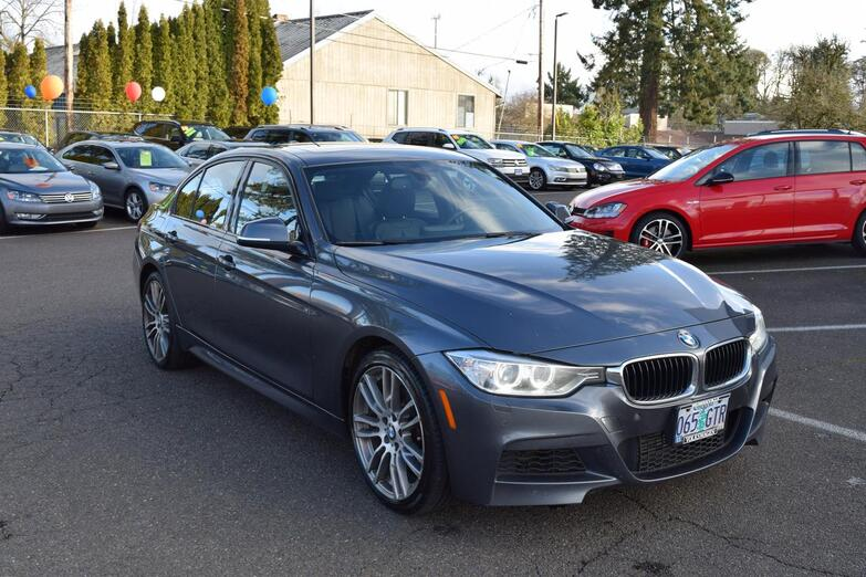 2014 BMW 335i xDrive McMinnville OR